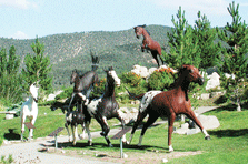 Hubbard Museum, Outlaws, Gunfighters and Cowboys