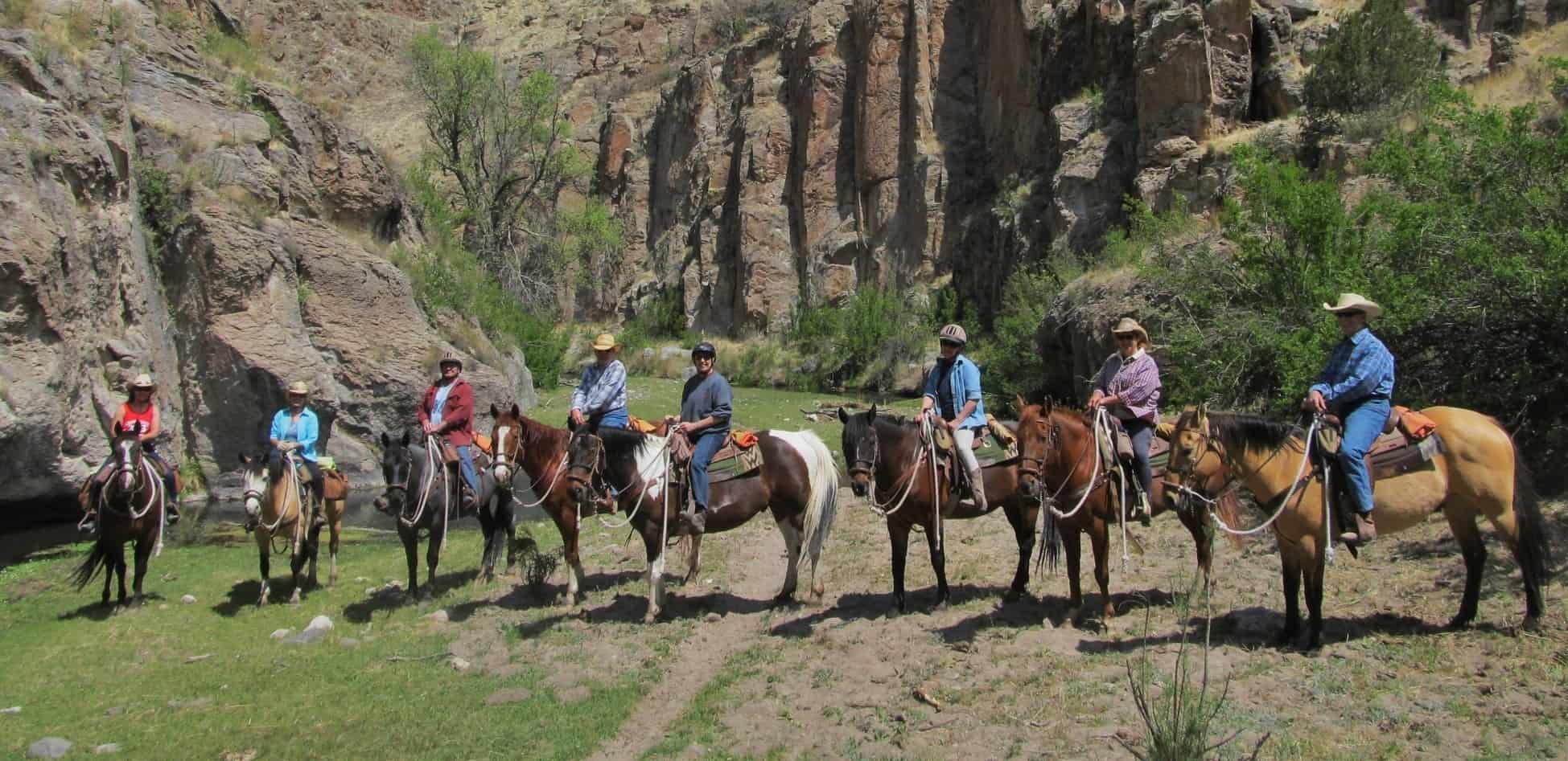 Corporate Retreats | Team Building | Geronimo Trail Guest Ranch