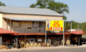 Billy the Kid Museum, Outlaws, Gunfighters and Cowboys