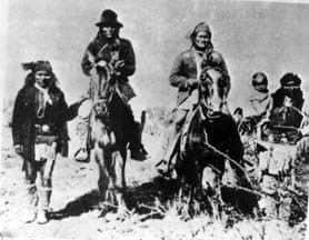 Native American Culture | Geronimo Trail Guest Ranch