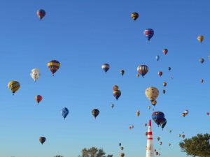Albuquerque International Balloon Fiesta 2018