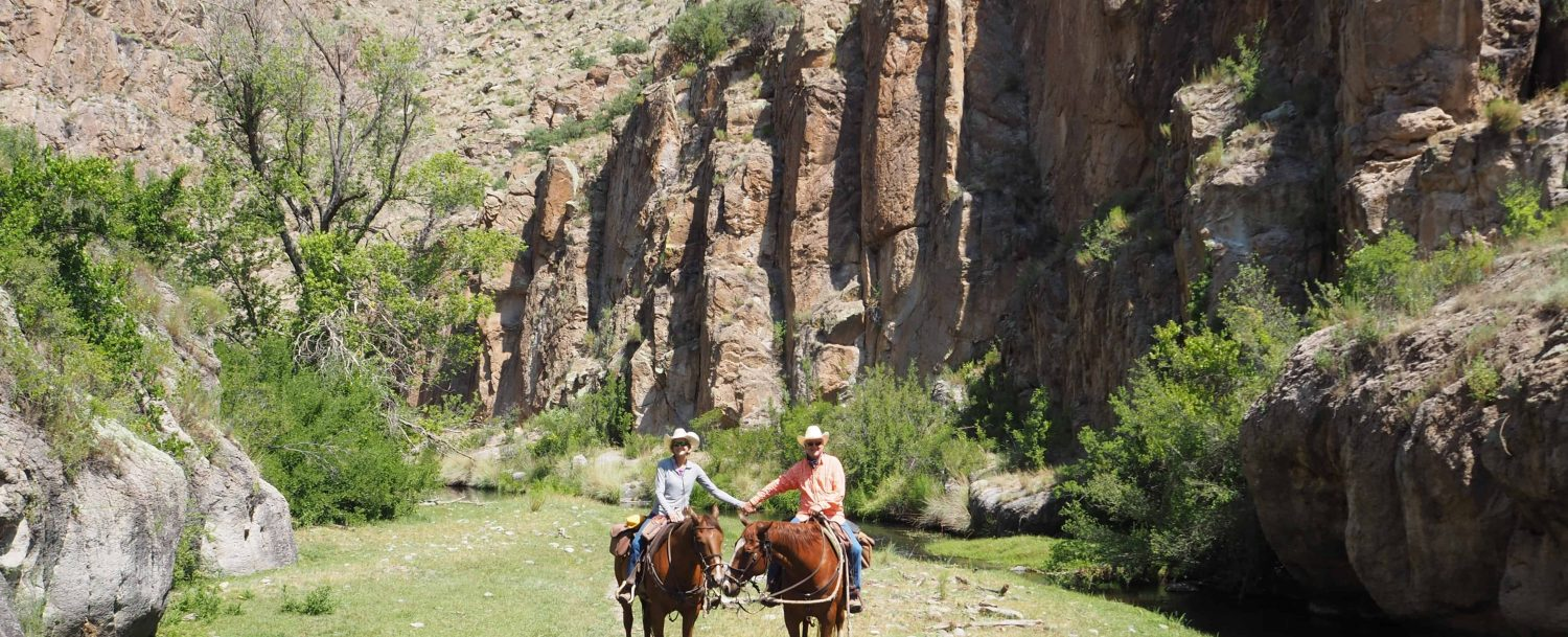 dude ranch vacation gift certificate