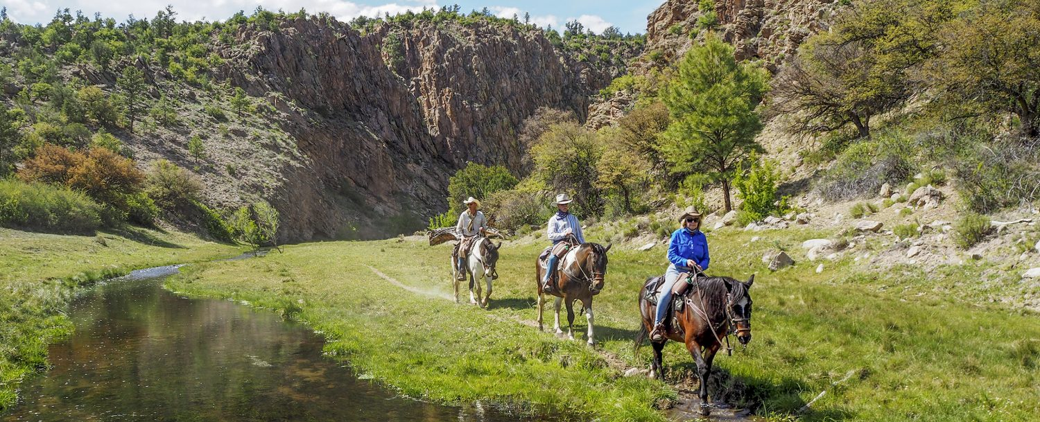 Geronimo Trail Guest Ranch