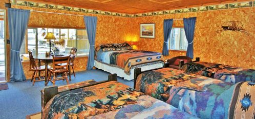 Cowboy Cabin Beds