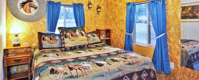 outlaw queen bedroom