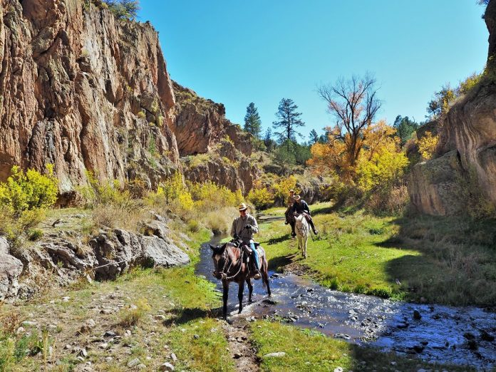 Bucket List Vacations at Geronimo Trail Guest Ranch, New Mexico