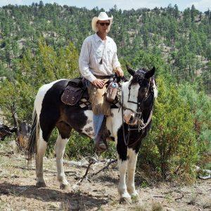 Pinball at Geronimo Trail Guest Ranch