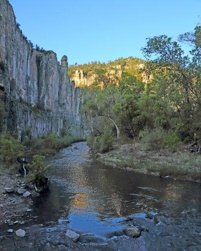 Middle Fork River.
