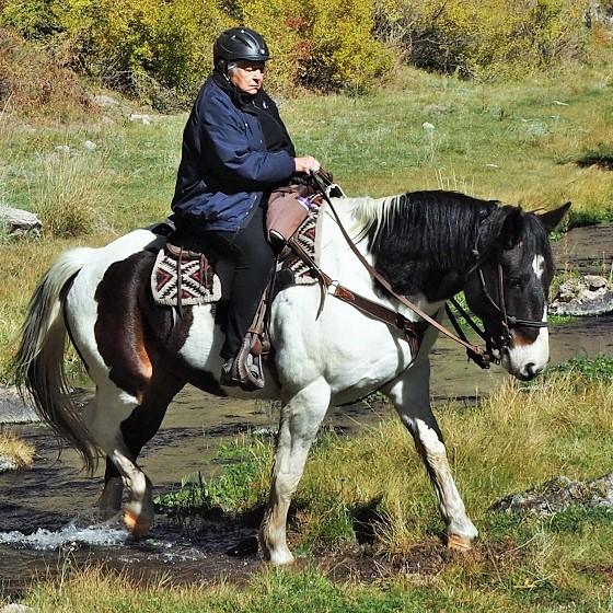 Victorio at Geronimo Trail Guest Ranch