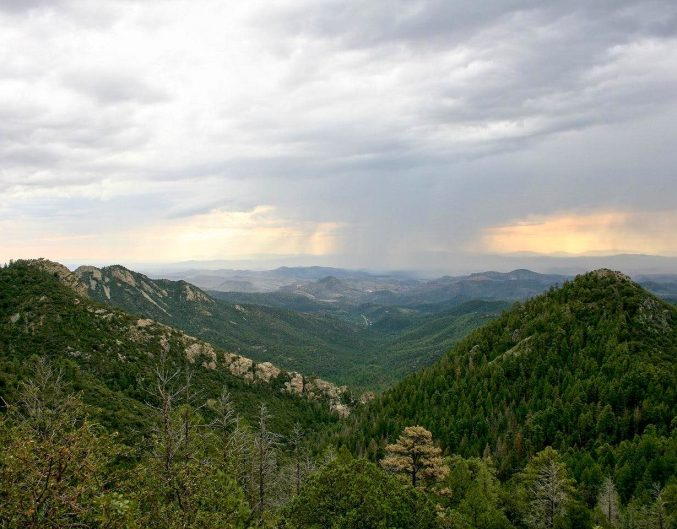 Here's what you'll find along the Geronimo Trail Scenic Byway