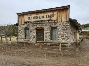 A Ghost Town | Chloride, NM