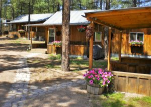 cabins Geronimo Trail Guest Ranch