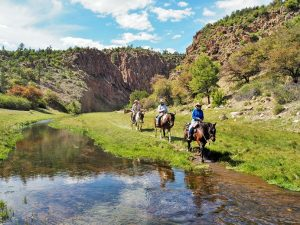Geronimo Trail Guest Ranch, New Mexico Staycations