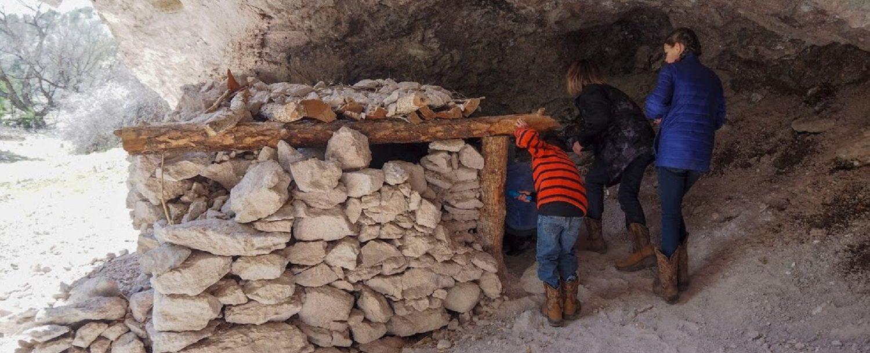 New Mexico Native American Ruins