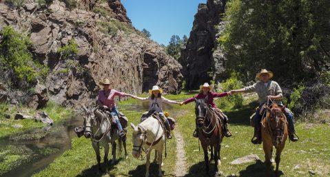 New Mexico family vacation