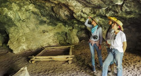 Gila Cliff Dwellings National Monument vs. Carlsbad Caverns National Park