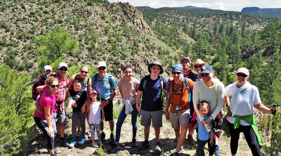Multigenerational Family Mountain Vacation at Geronimo Trail Guest Ranch