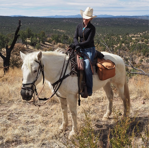 Topper at Geronimo Trail Guest Ranch