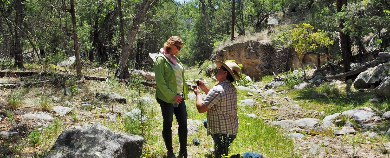 romantic getaways to New Mexico